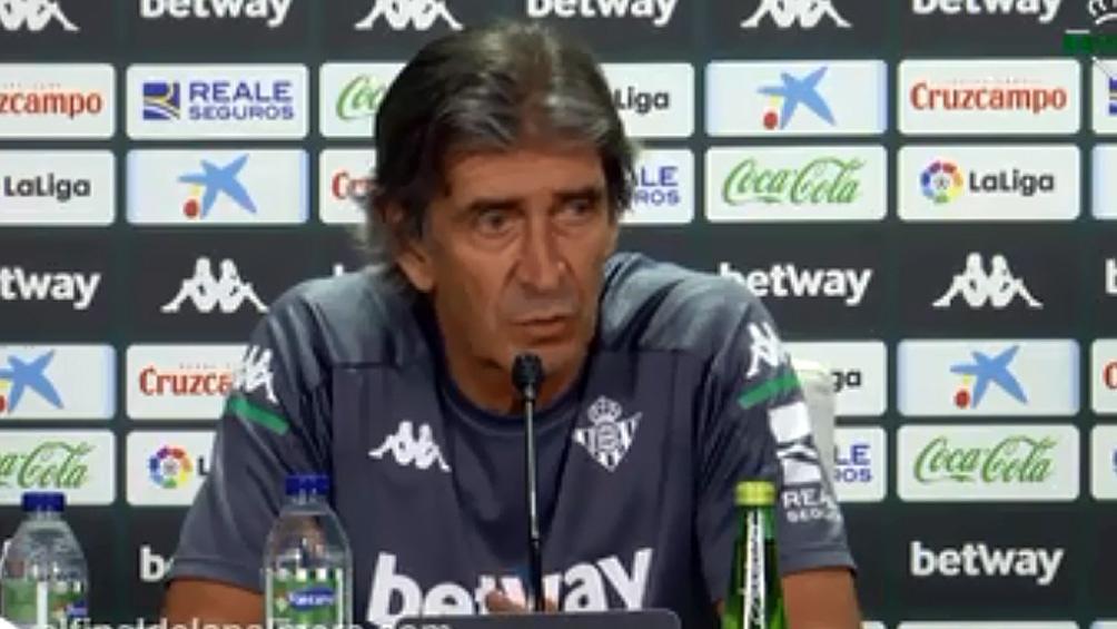 """Pellegrini habló de algo """"dañiño"""" para el fútbol"""