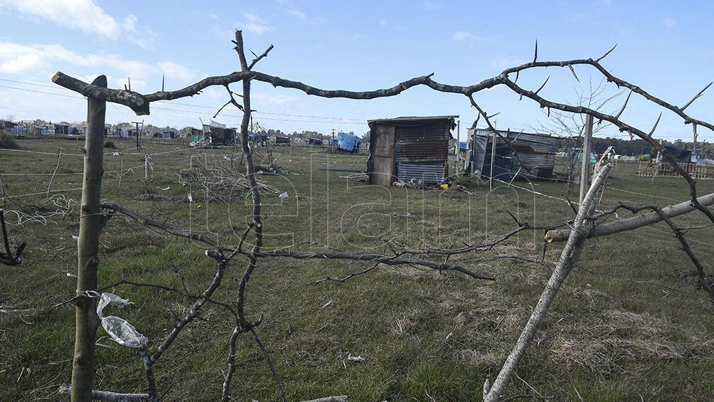 La UTT realizará una acción solidaria para las familias asentadas en tierras en Guernica