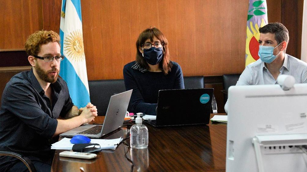 El encuentro se desarrollará de forma virtual.