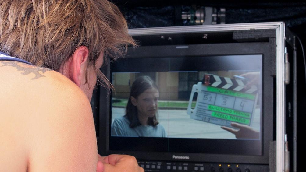 El film incluye dos registros: un segmento más documental y un segmento totalmente ficcional.
