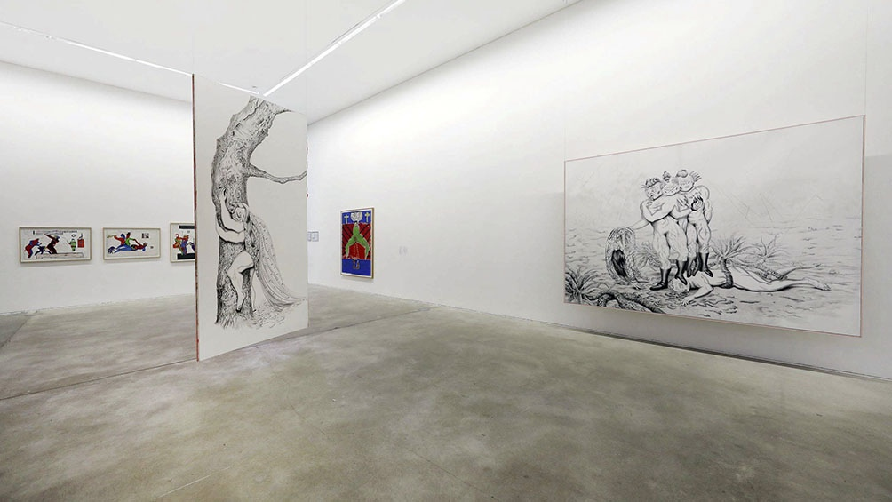 La Bienal tuvo su primera edición en 1998 por iniciativa de Eberhard Mayntz y Klaus Biesenbac Kunst-Werke.