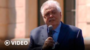 """González García aseguró que hay """"una nueva etapa de la pandemia"""""""