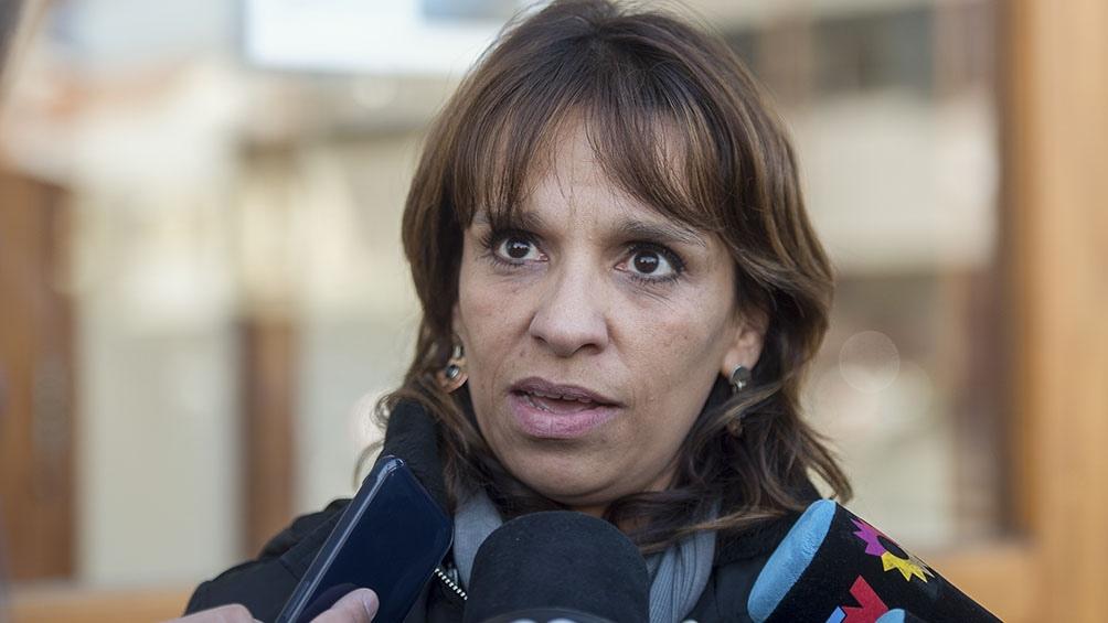 Verónica Heredia querellante en la causa donde se investiga la violación grupal de una adolescente en Chubut
