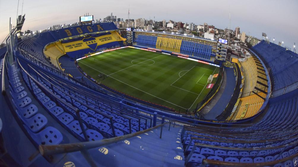 La Bombonera fue inspeccionada por Conmebol como posible sede de la Copa América