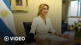 Fabiola Yañez asumió la coordinación general de la alianza de primeras damas latinoamericanas