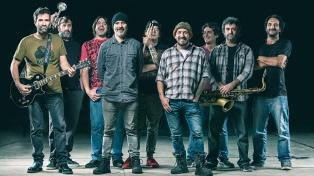 """El grupo uruguayo La Vela Puerca presenta """"Donde estés"""", su primer show virtual"""