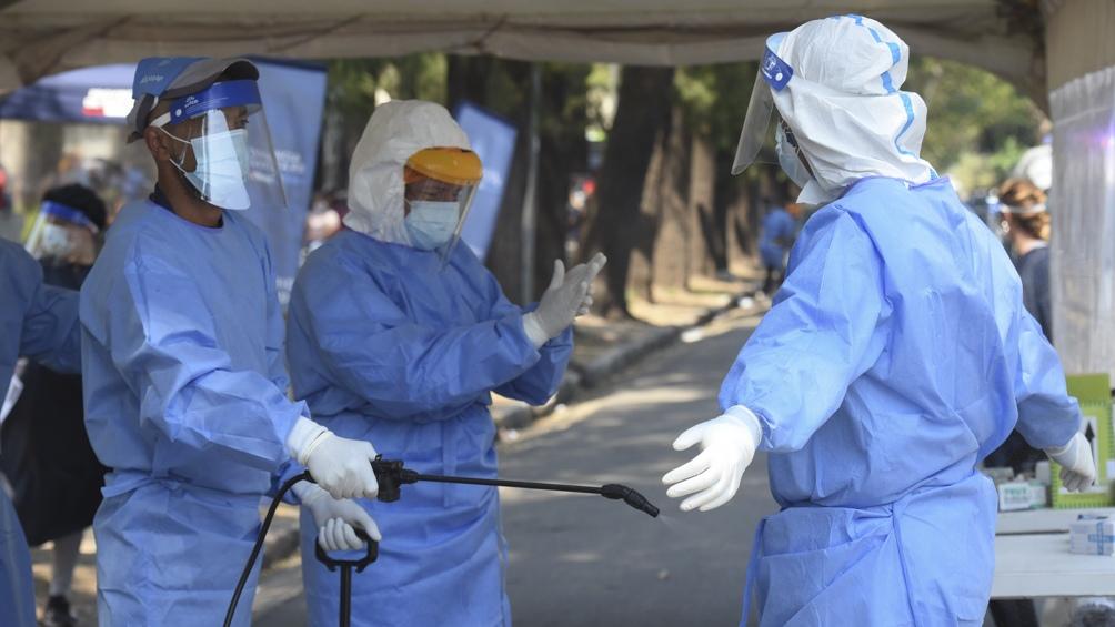 El martes se lanzó el programa Detectar Federal en la ciudad de Rosario