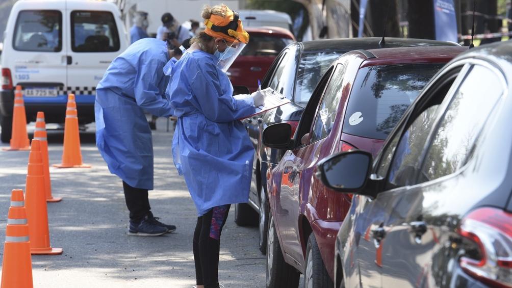 Detecyar Federal realizó el envío de equipos de trabajo