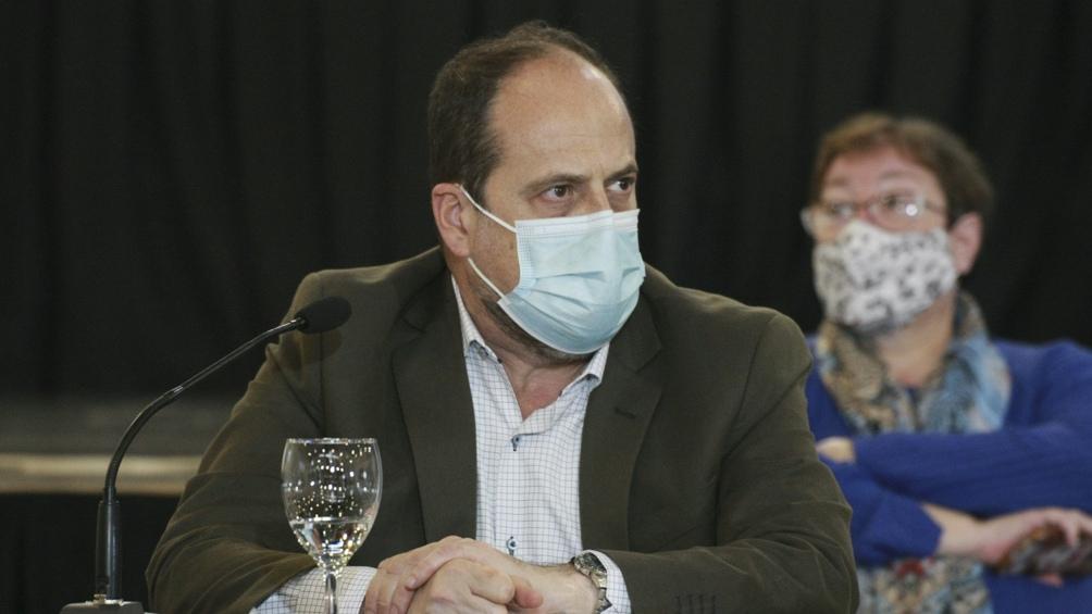 Secretario de Seguridad de la Nación, Eduardo Villalba