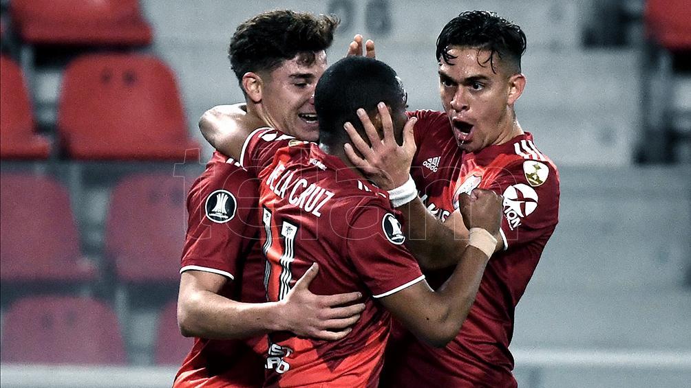 River pasó a octavos de final tras vencer a San Pablo en Avellaneda