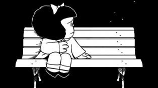 Tristeza en el mundo de la cultura por Quino, quien supo diseccionar un mundo que no cambia