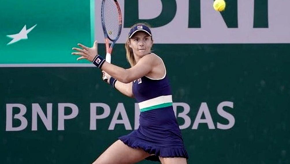 Ahora se enfrentará a Svitolina en cuartos, la sexta del ranking.