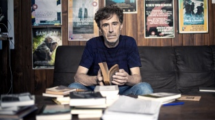 """Fabio Wasserman: """"El dolor que recorre el libro es el dolor de estar vivo"""""""