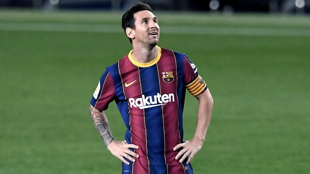 Messi sigue siendo la figura del Barcelona