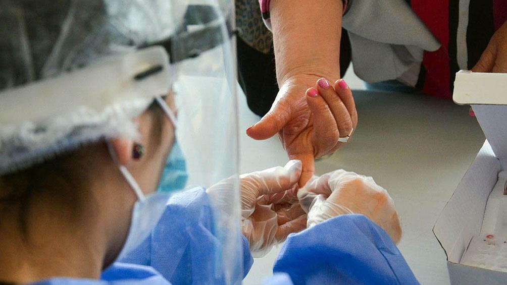 La provincia de Buenos Aires suma 1.929 contagios y el total se eleva a 607.897 casos