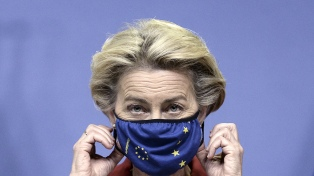 La Unión Europea también está dispuesta a discutir la liberación de patentes de las vacunas