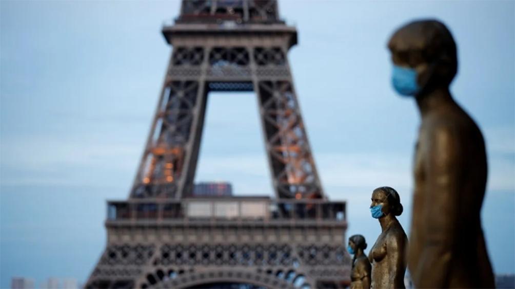 Francia registra un aumento de casos de Coronavirus y contempla medidas más estrictas.