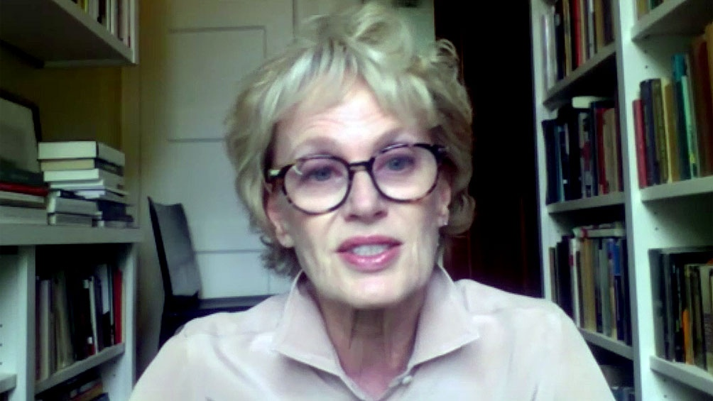 Siri Hustvedt será entrevistada por Eugenia Zicavo