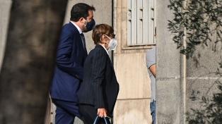 El premier italiano Conte deberá declarar en un proceso contra su exvice Salvini