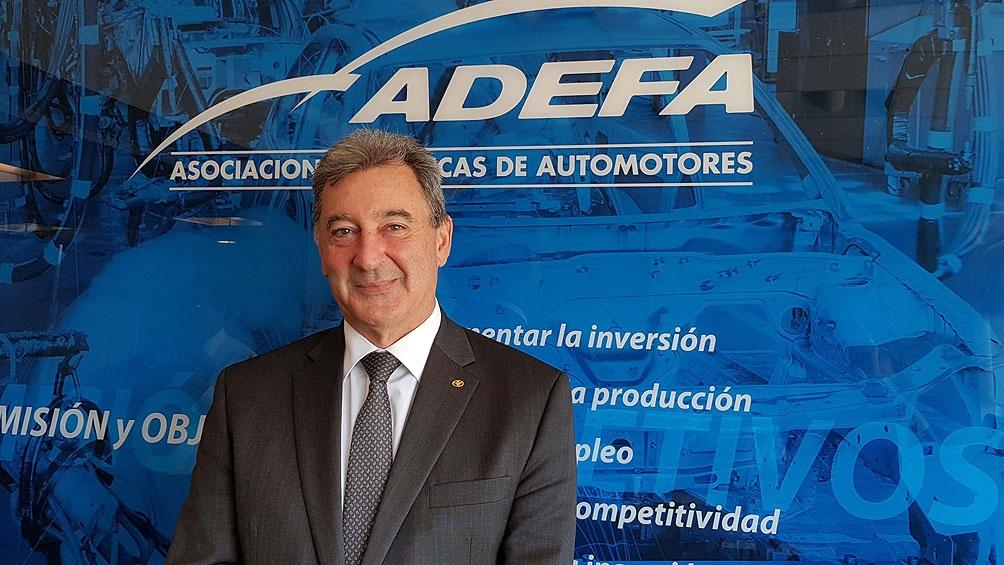 Daniel Herrero mostró optimismo sobre la recuperación automotriz