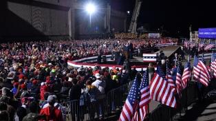 La de este año será la campaña electoral más cara en la historia de Estados Unidos