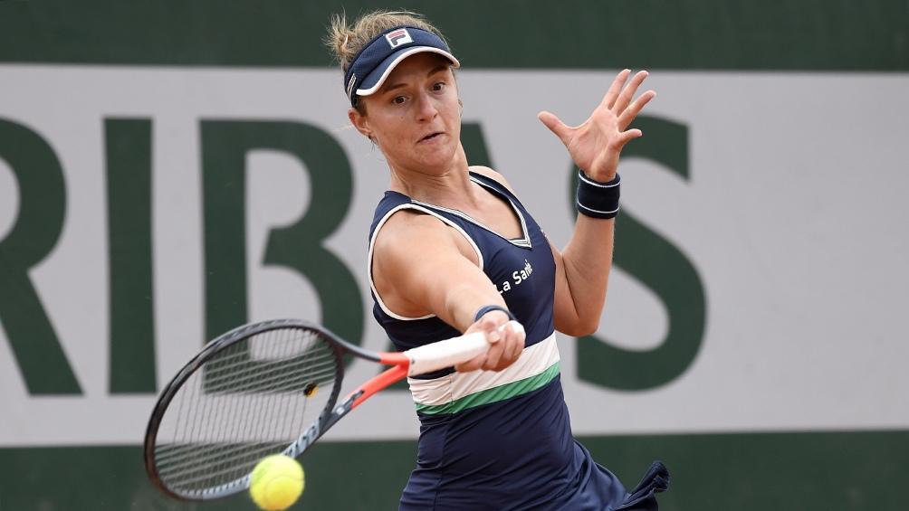 Podoroska se enfrentará con la número cinco del mundo , la ucraniana Elina Svitolina.