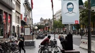 Bélgica es el país con el más alto nivel de contagios de coronavirus en la Unión Europea