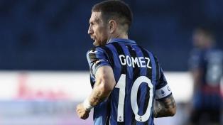 """Lautaro Martínez y """"Papu"""" Gómez convierten antes de sumarse al seleccionado"""