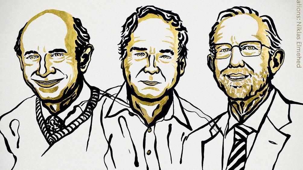 Harvey Alter, Charles Rice y Michael Houghton obtuvieron el Nobel de Medicina