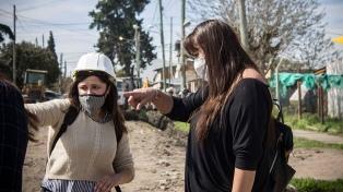 Fernanda Miño: �Después de esta pandemia vamos a tener que reconstruir el entramado social�