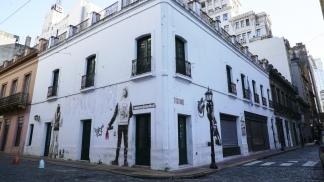 El Museo está cerca de la Plaza de Mayo.