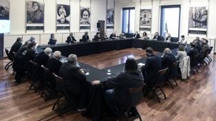 Gobierno, empresarios y sindicatos avanzan en una agenda común para la reactivar la economía