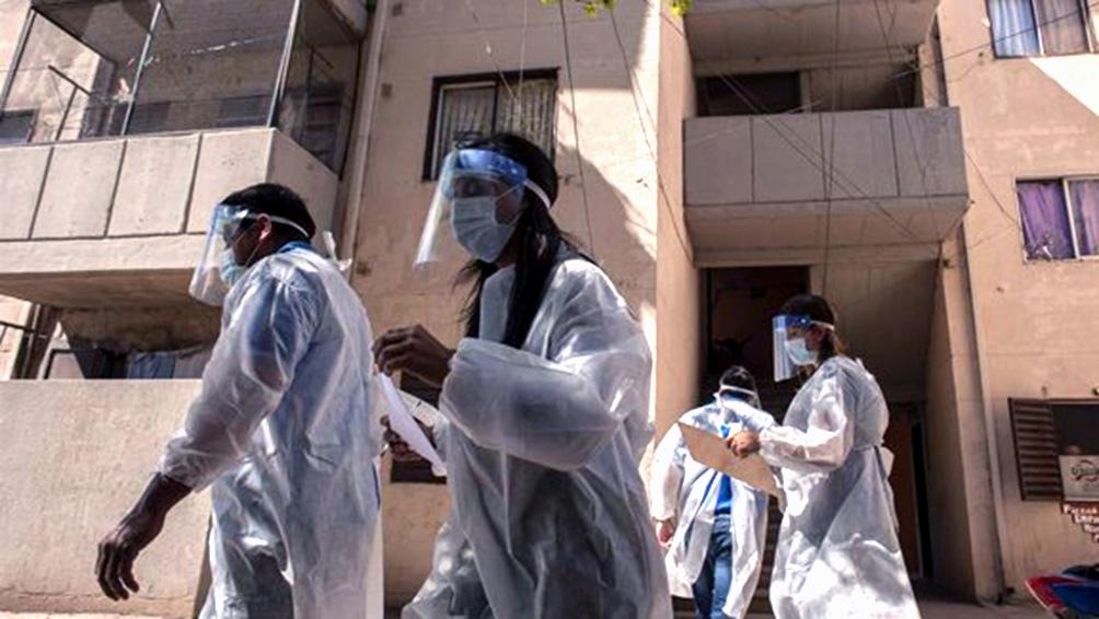 """""""La OMS no puede derrotar a este virus sin el apoyo unificado de los países miembros"""", afirmaron."""