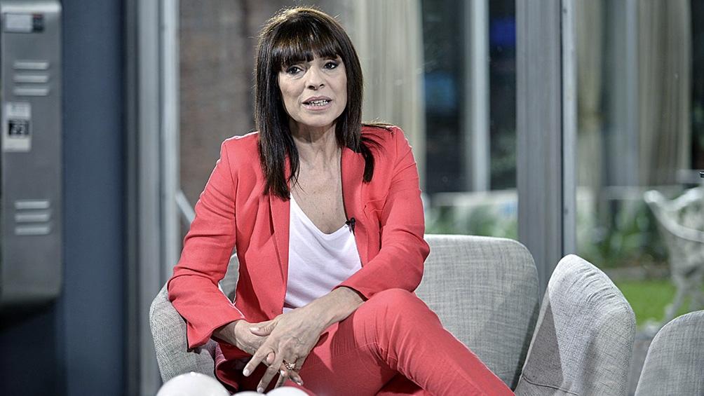 Rosario Lufrano, presidenta de Radio y Televisión Argentina (RTA).