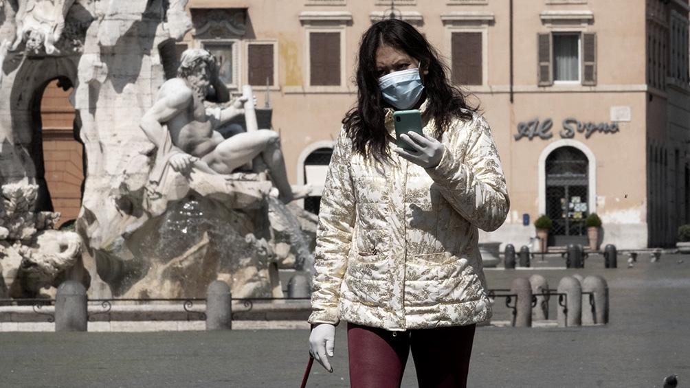 آنها تحمیل محدودیت های جدید در ایتالیا را تحلیل می کنند