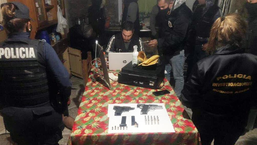 Dos detenidos por el asesinato del colectivero en La Matanza ocurrido el jueves