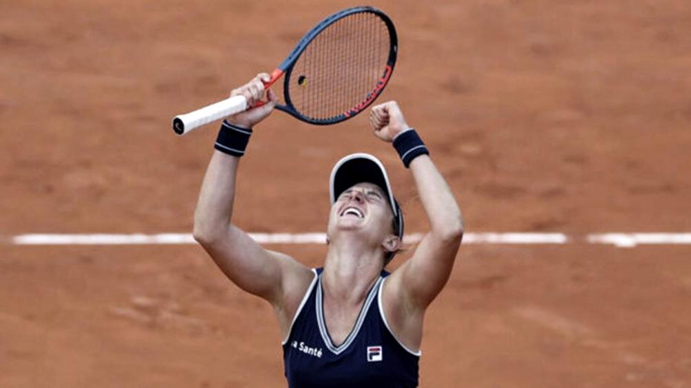 Tras comenzar el año en el puesto 255, Podoroska experimentó un vertiginoso ascenso en el escalafón gracias a su excepcional presentación en Roland Garros.