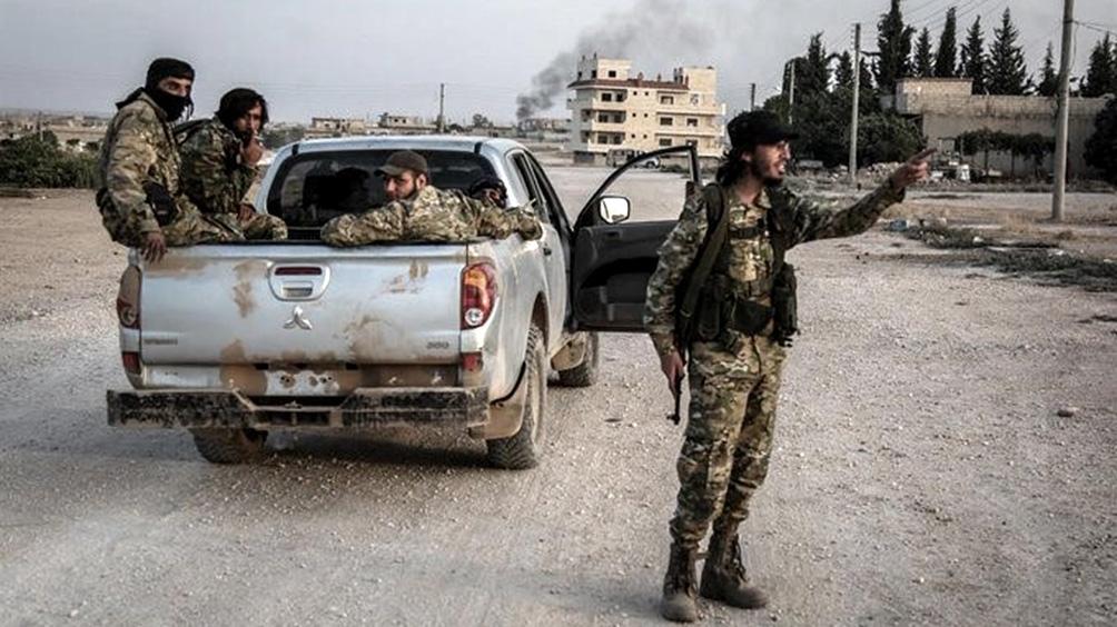 La única zona con combates de envergadura es la provincia de Idleb, fronteriza con Turquía y dominada por Al Qaeda.