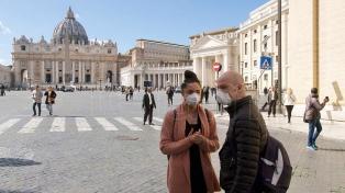 Francisco suspende el contacto cercano con fieles en las audiencias por el coronavirus