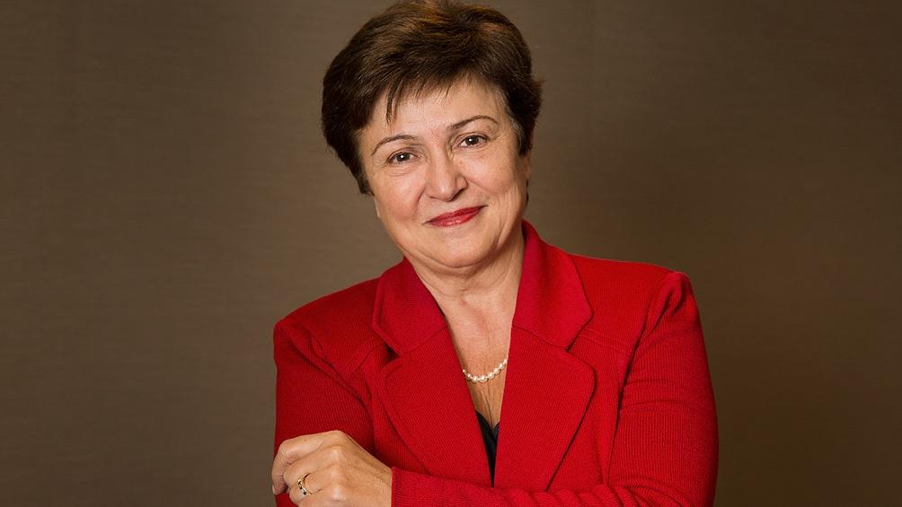 """Georgieva dijo no estar """"de acuerdo con los hallazgos e interpretaciones de la investigación de irregularidades en los datos""""."""