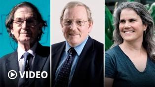 El Nobel de Física fue para tres expertos en agujeros negros