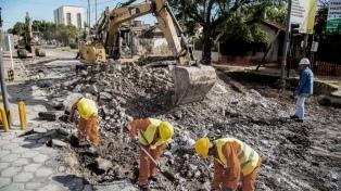 """Katopodis dijo que la obra pública """"se viene transformando en un motor en la etapa de reconstrucción"""""""