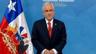 Piñera hace ajustes en su gabinete en medio de la crisis sanitaria por el repunte de la pandemia