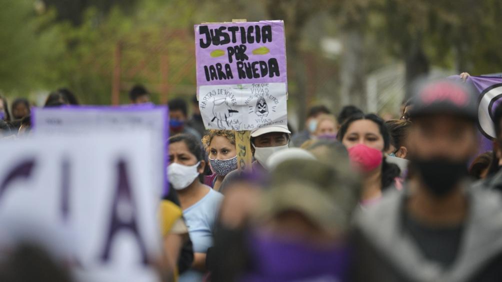 El Registro Nacional de Femicidios de la Justicia Argentina estableció que el año pasado hubo un total de 251 víctimas directas.