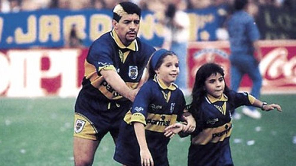 Se cumplen 25 años del día que Diego regresó a Boca y La Bombonera se rindió a sus pies