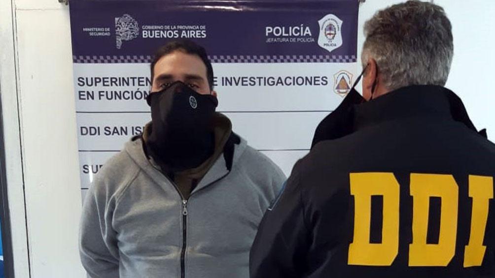 Los dos detenidos quedaron a disposición del fiscal