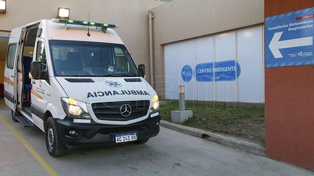 La Pampa y Córdoba acordaron protocolos para el traslado de pacientes graves.