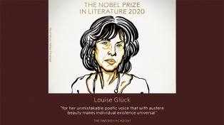 Así escribe Louise Glück