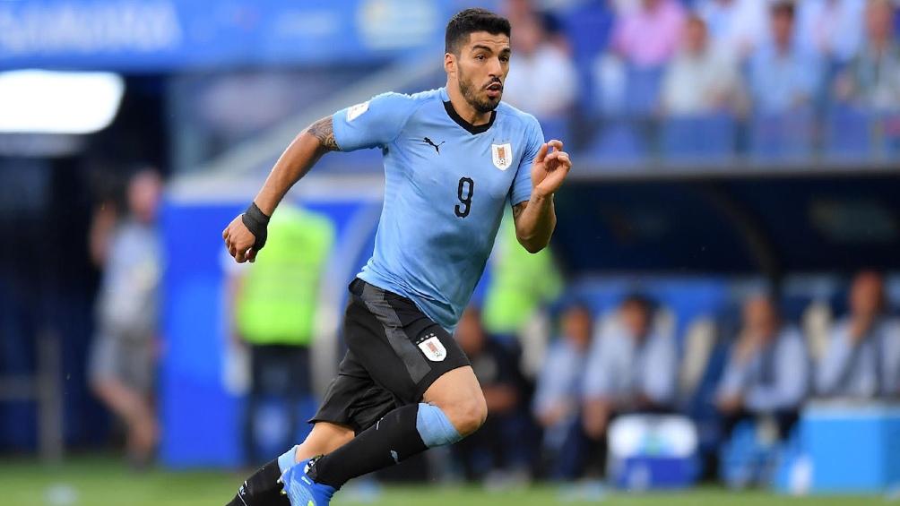 Luis Suárez será titular