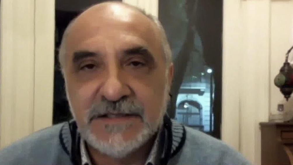 """Para Luis Cámera """"las próximas dos semanas van a ser muy difíciles"""""""